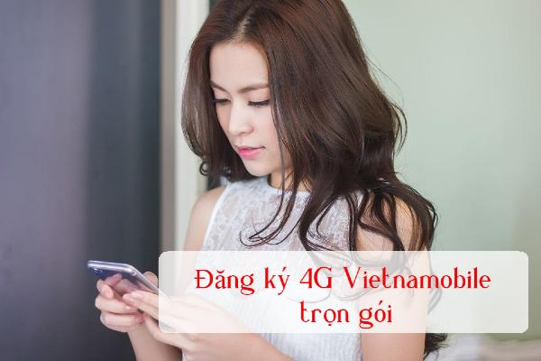 Tổng hợp các gói cước 4G Vietnamobile trọn gói